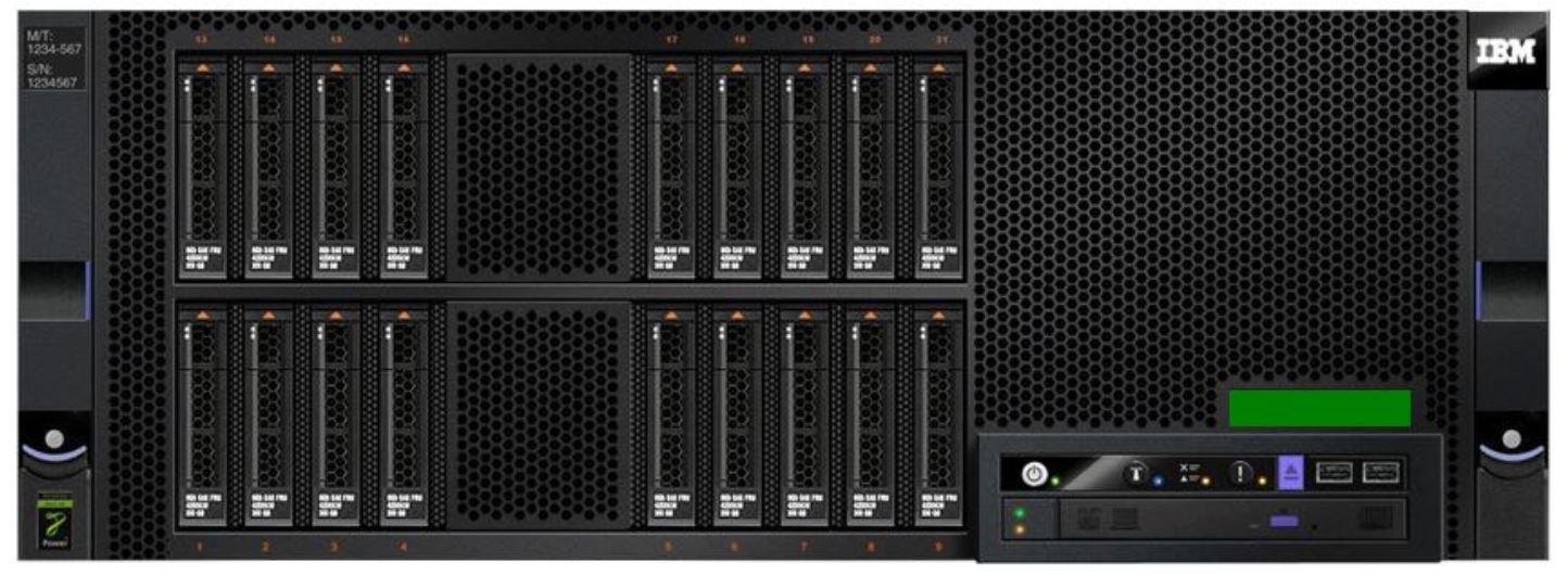Ibm Power System S824 Sico Systems