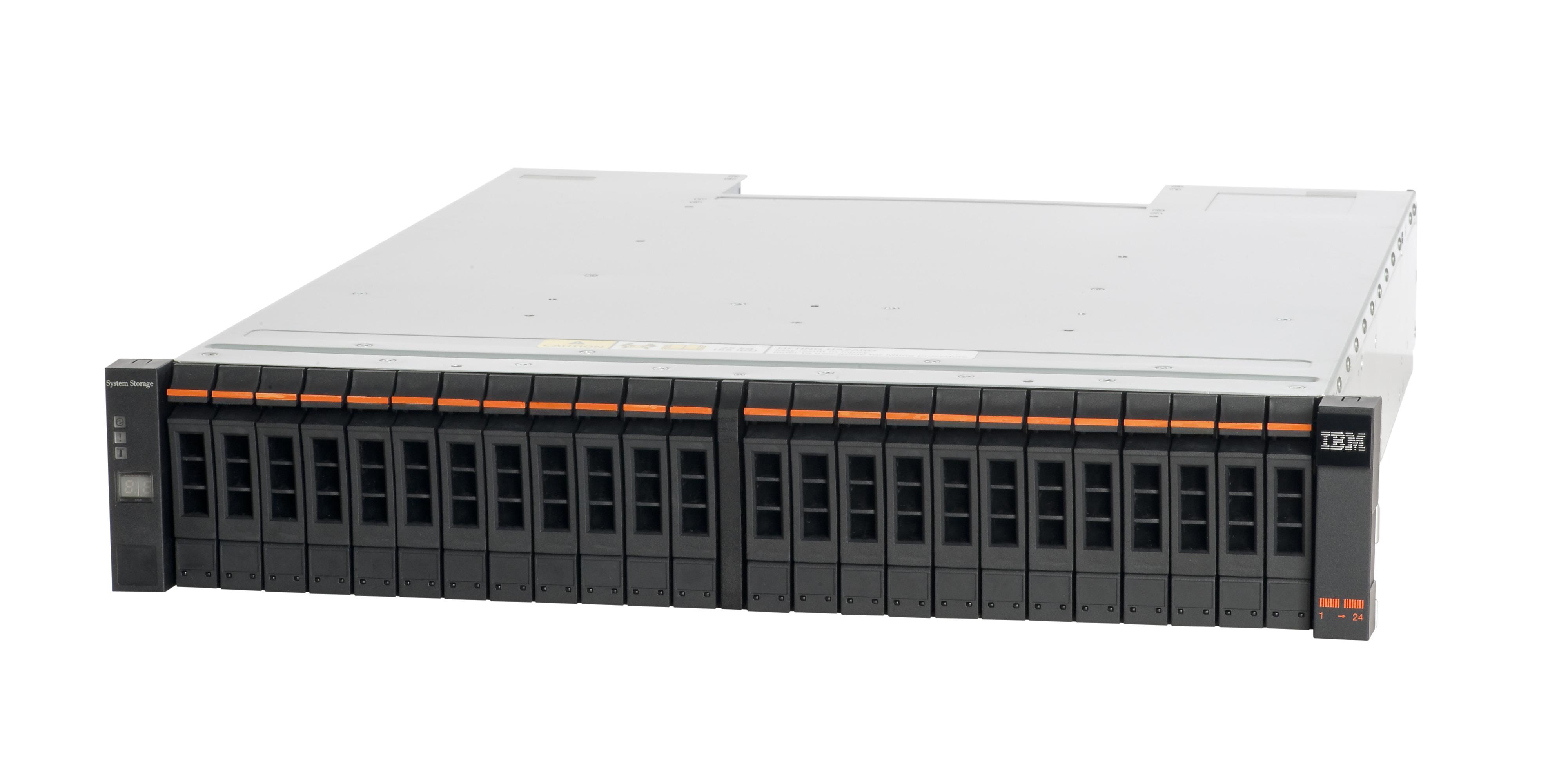 IBM Storwize V7000 (Benutzeroberfläche)