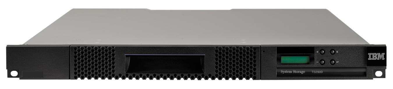 ibm system storage ts2900 tape autoloader firmware